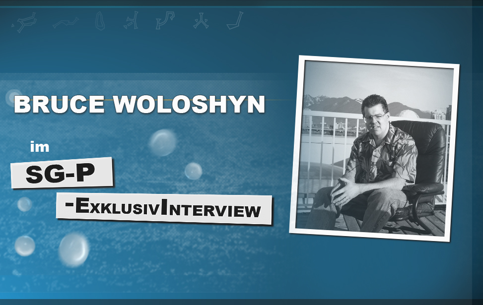 Interview - Bruce Woloshyn