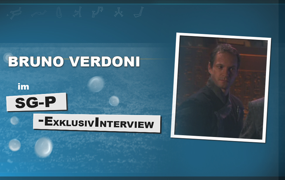Interview - Bruno Verdoni