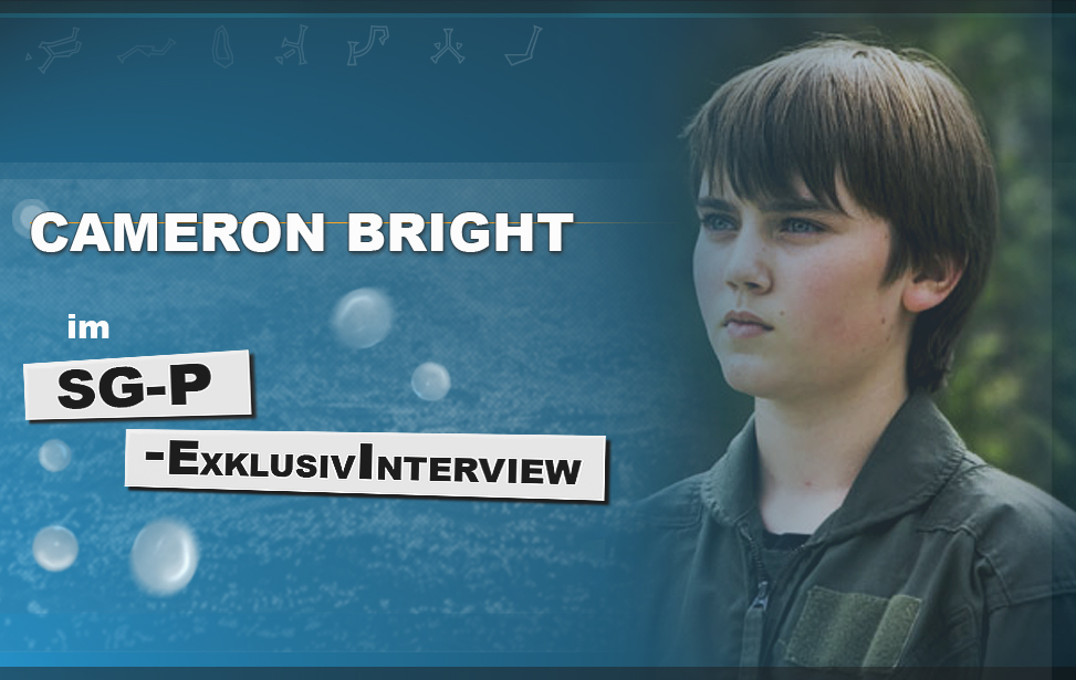 Interview - Cameron Bright