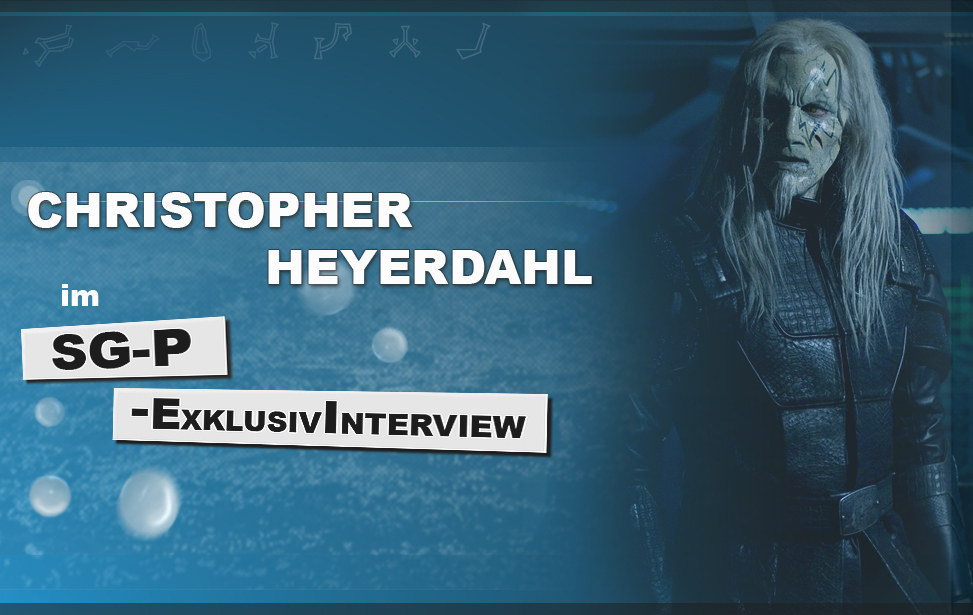 Interview - Christopher Heyerdahl