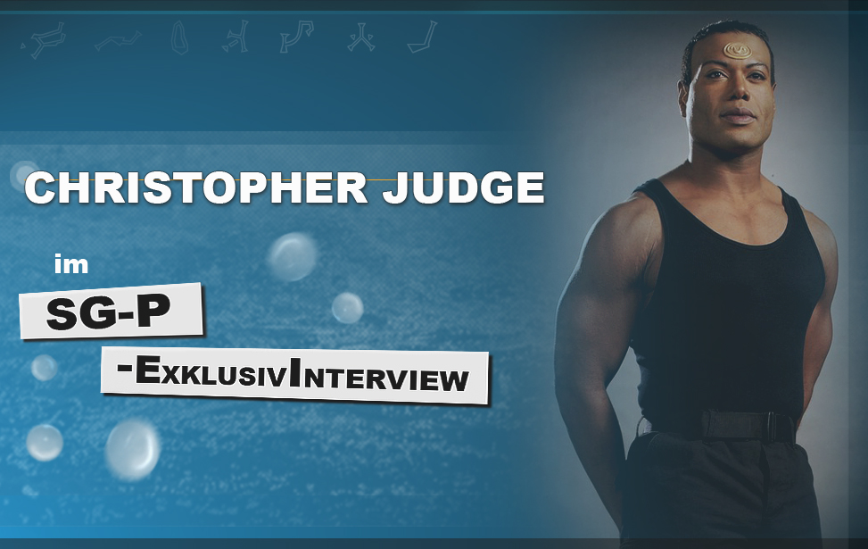 Interview - Christopher Judge