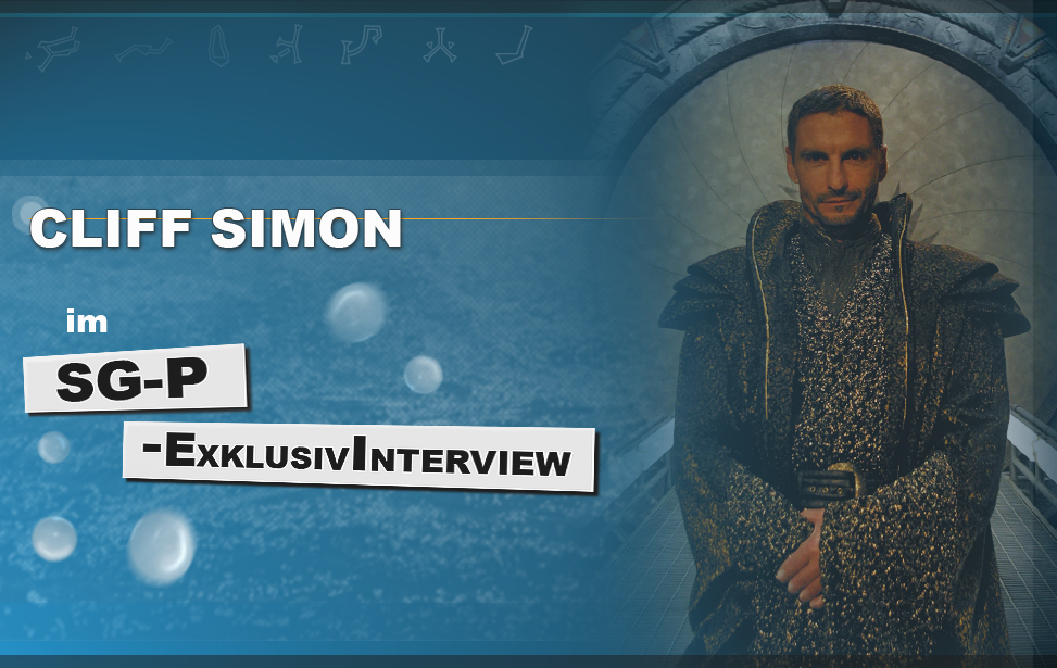 Interview - Cliff Simon