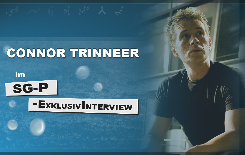 Interview - Connor Trinneer