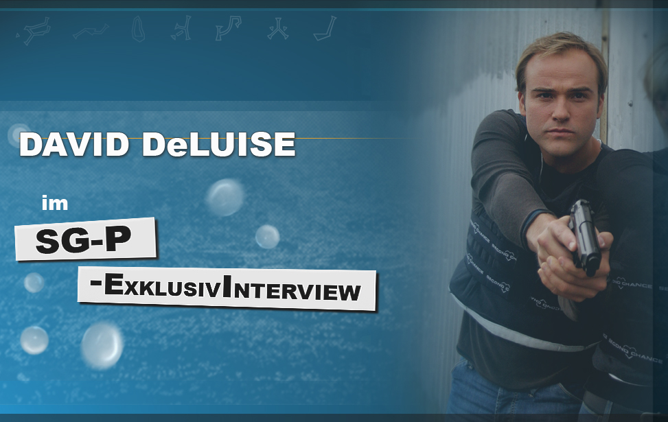 Interview - David DeLuise