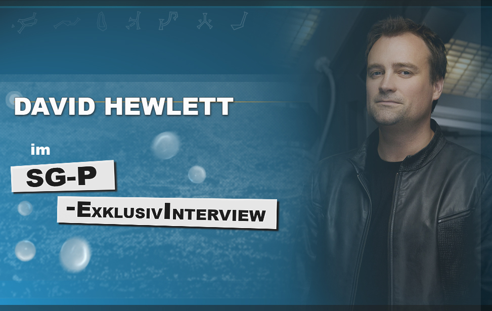 Interview - David Hewlett