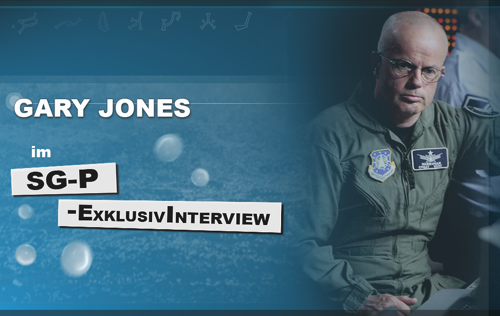 Interview - Gary Jones