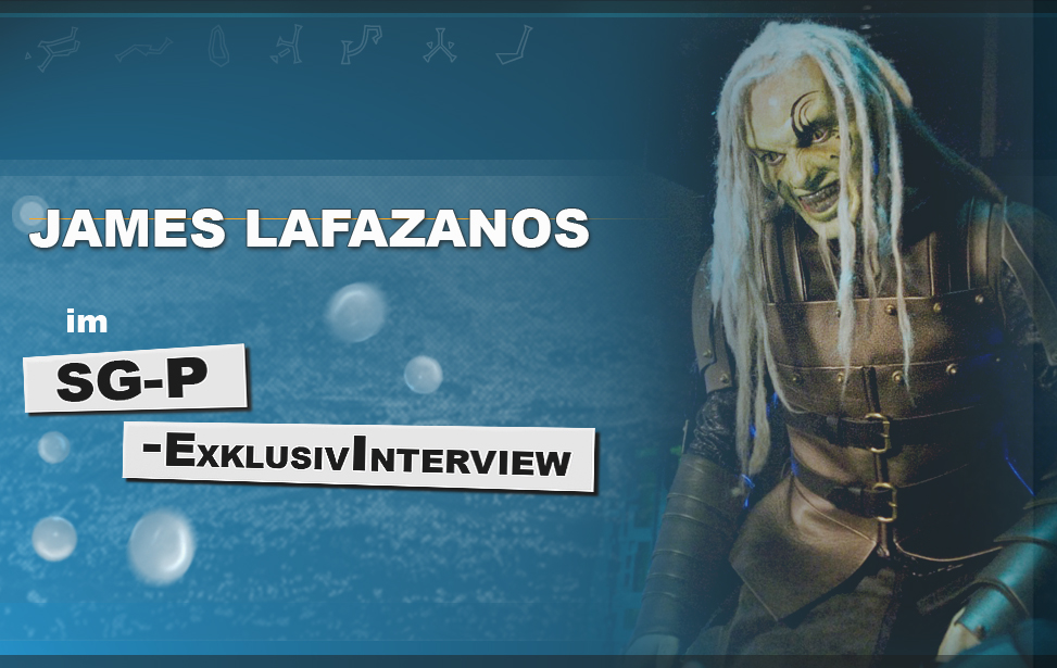 Interview - James Lafazanos
