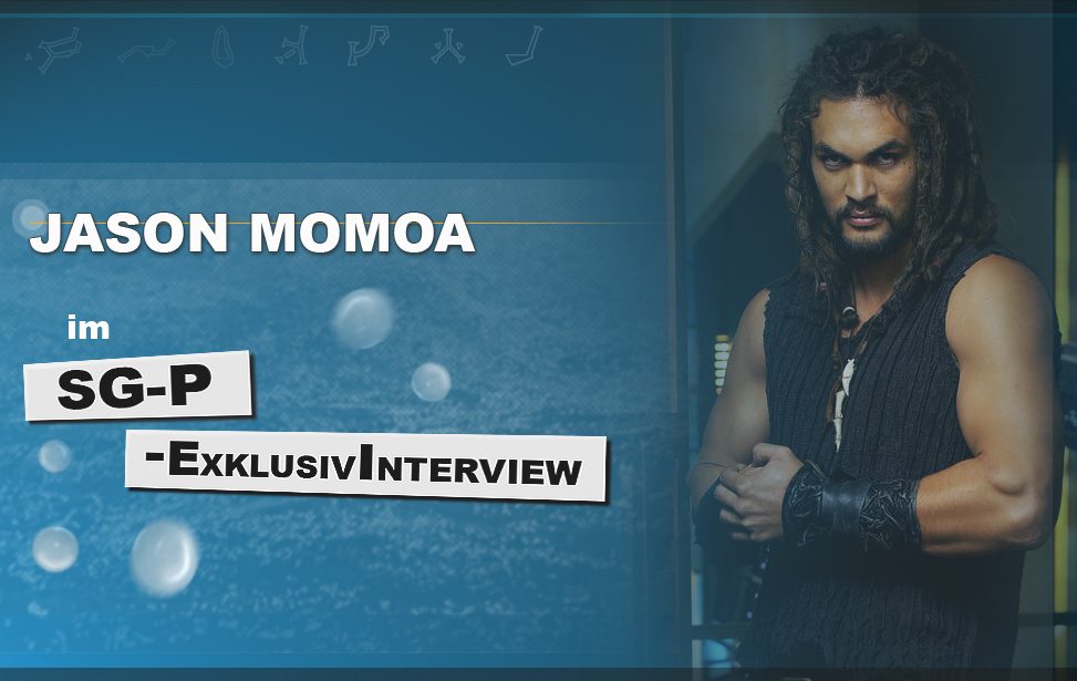 Interview - Jason Momoa