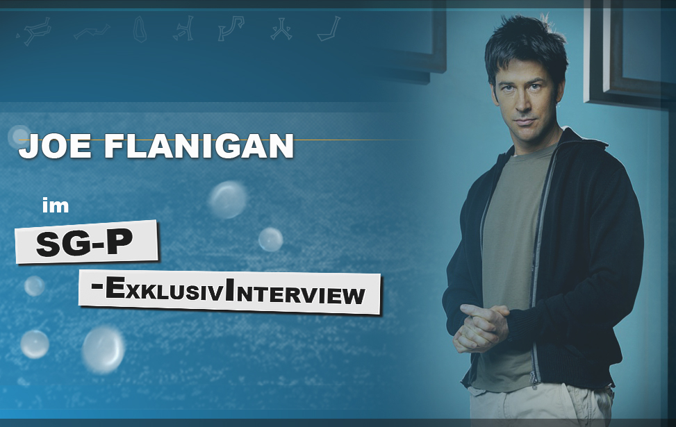 Interview - Joe Flanigan