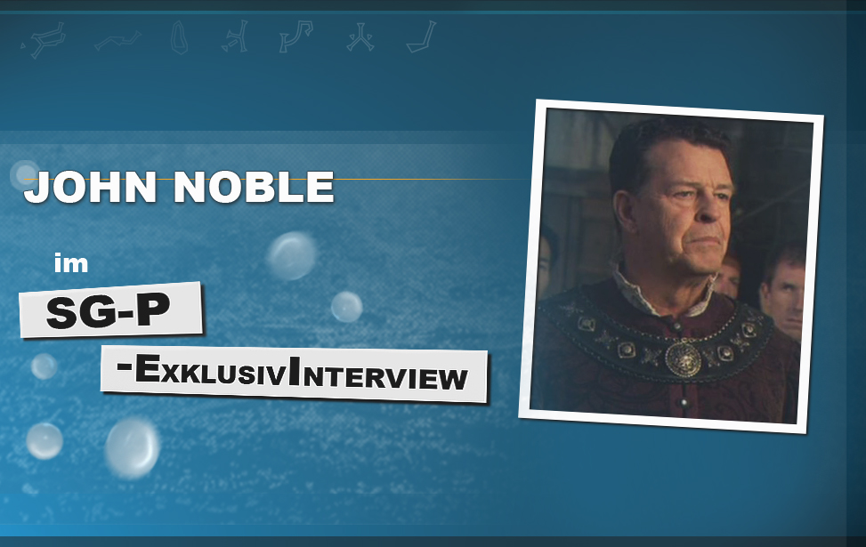 Interview - John Noble