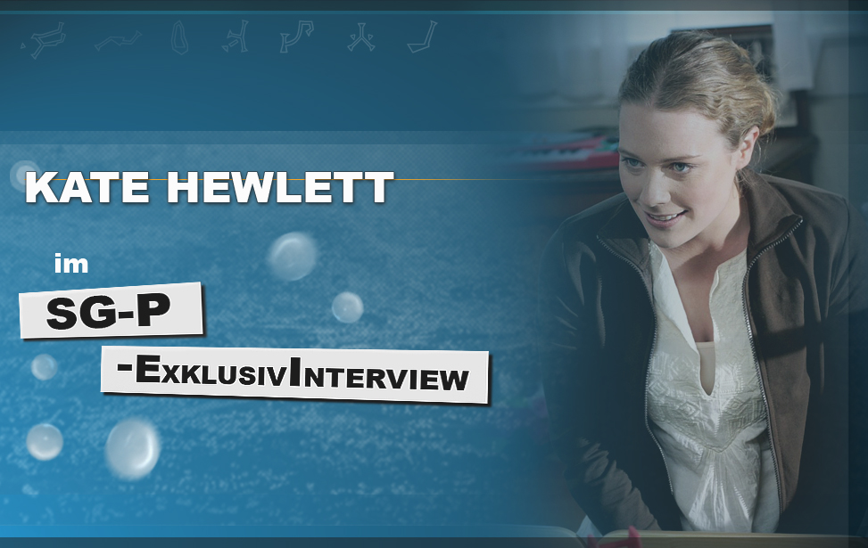 Interview - Kate Hewlett