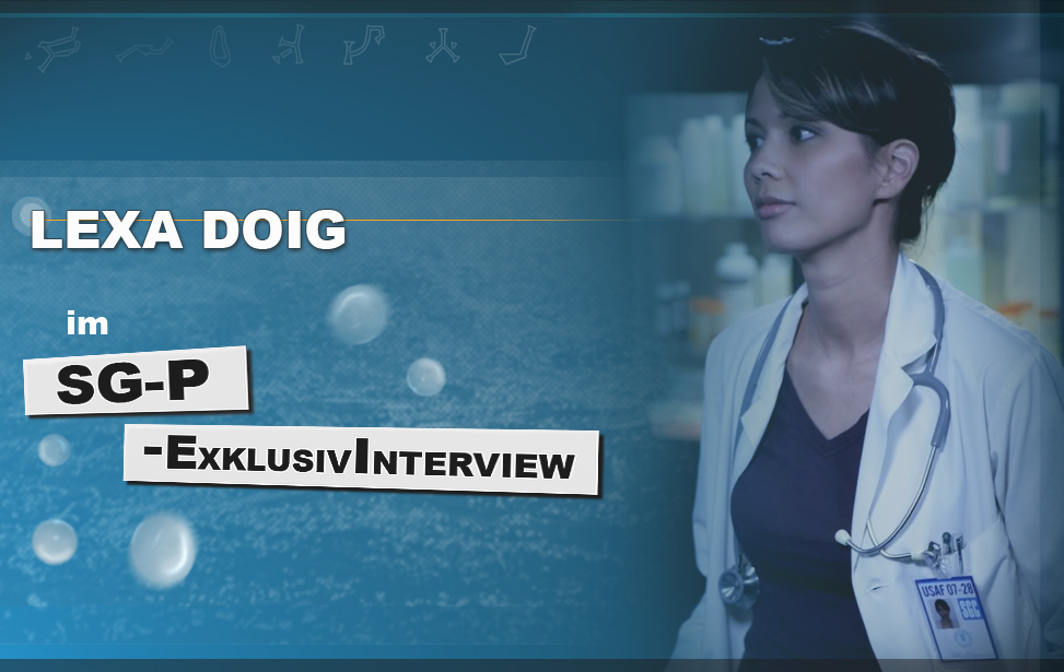 Interview - Lexa Doig