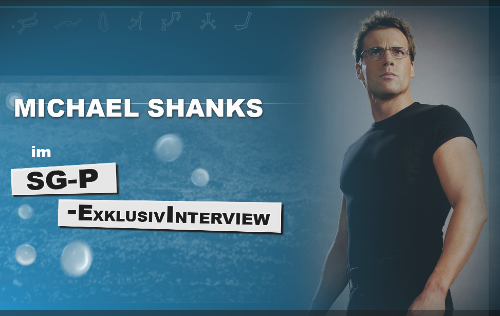 Interview - Michael Shanks