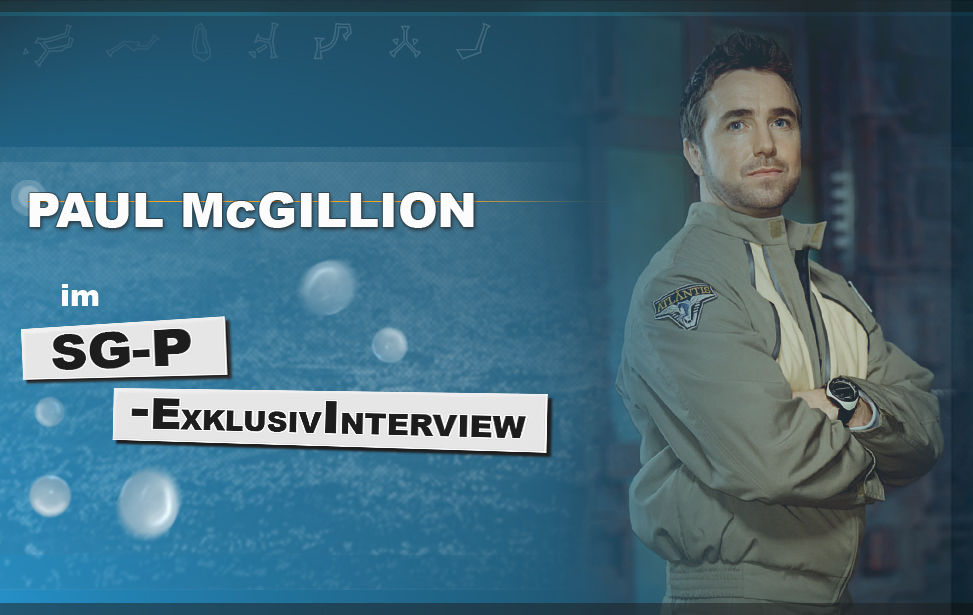 Interview - Paul McGillion