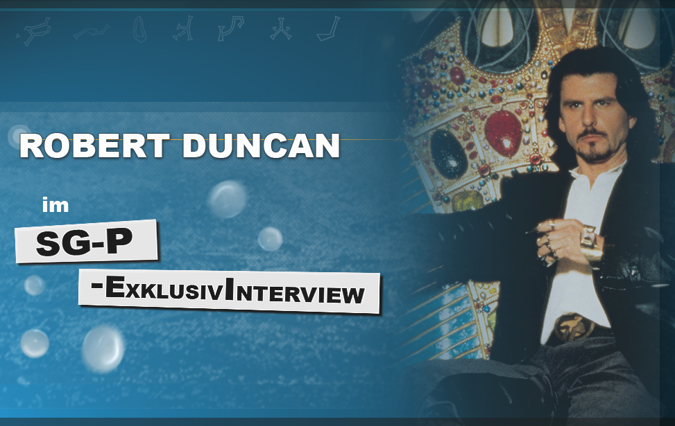Interview - Robert Duncan