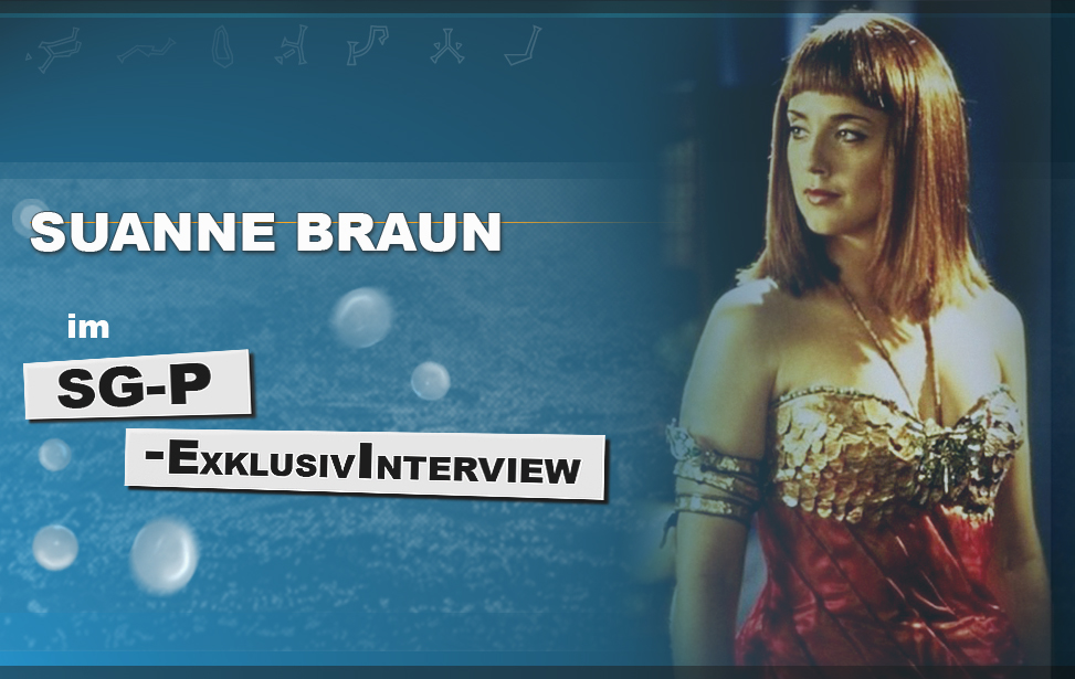 Interview - Suanne Braun