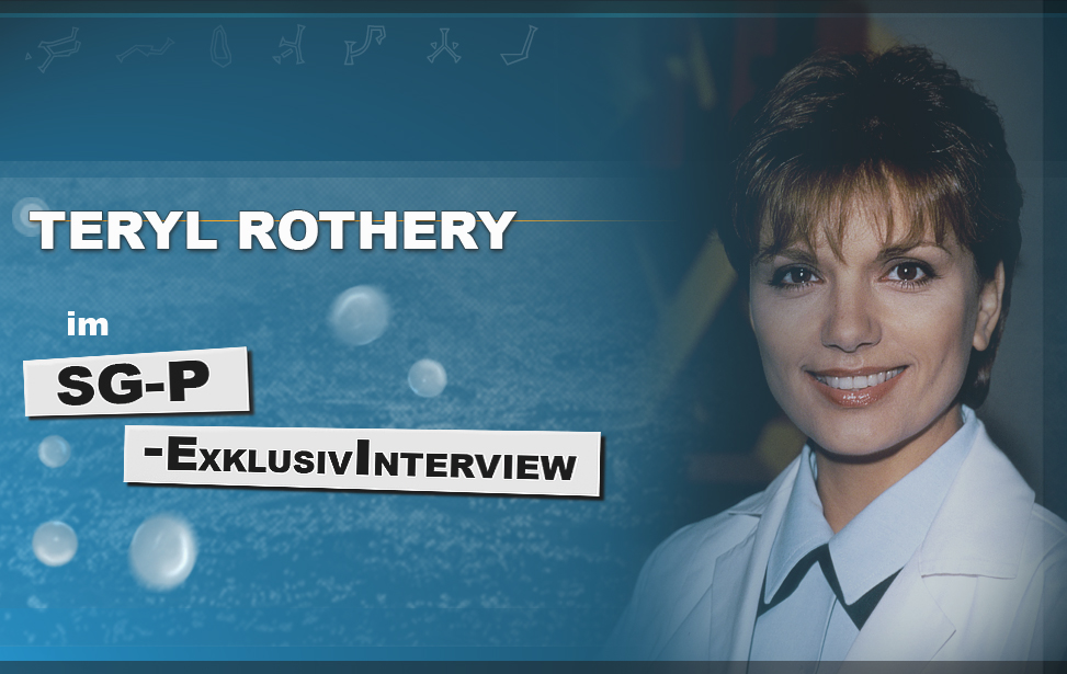 Interview - Teryl Rothery