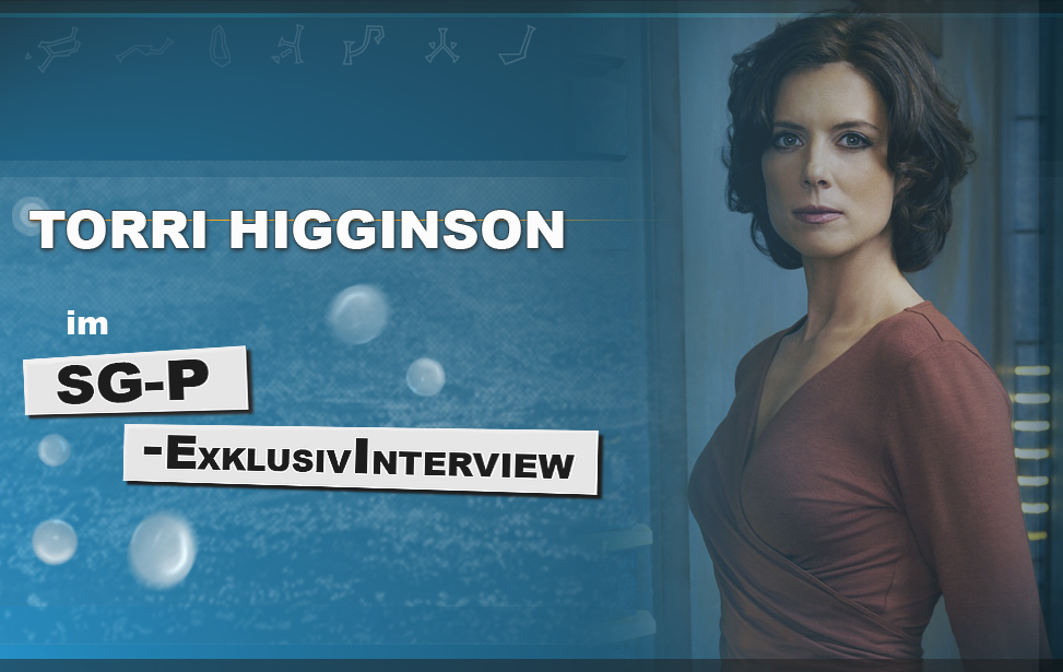 Interview - Torri Higginson
