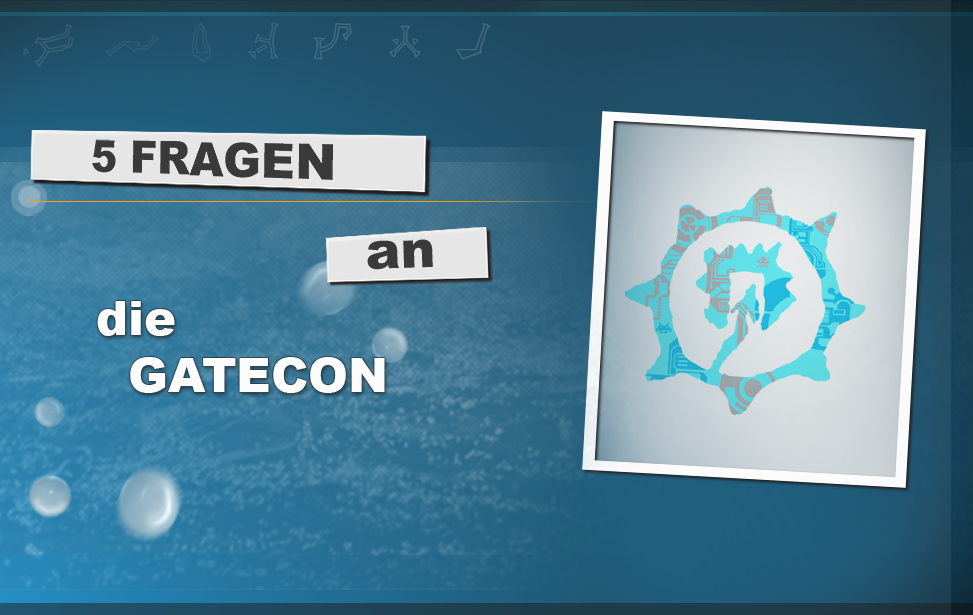 Teaser Interview 5 Fragen an Gatecon