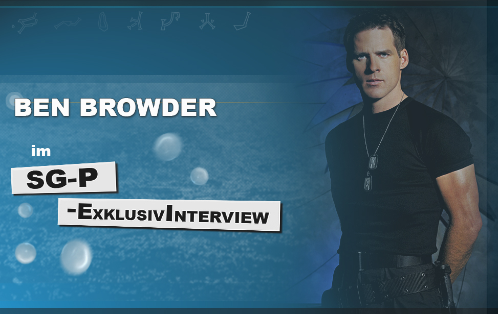 Teaser - Interview - Ben Browder 2017