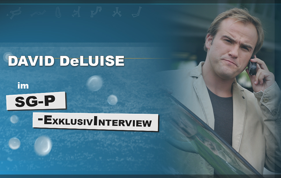 Teaser - Interview David DeLuise Pete Shanahan