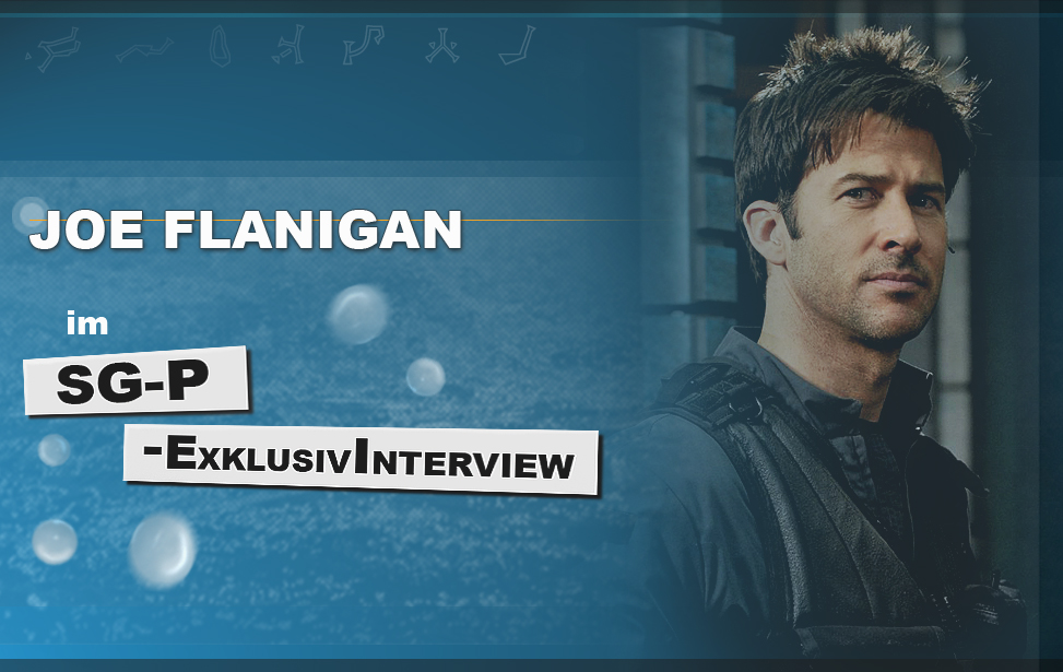 Teaser - Interview - Joe Flanigan / John Sheppard 2019