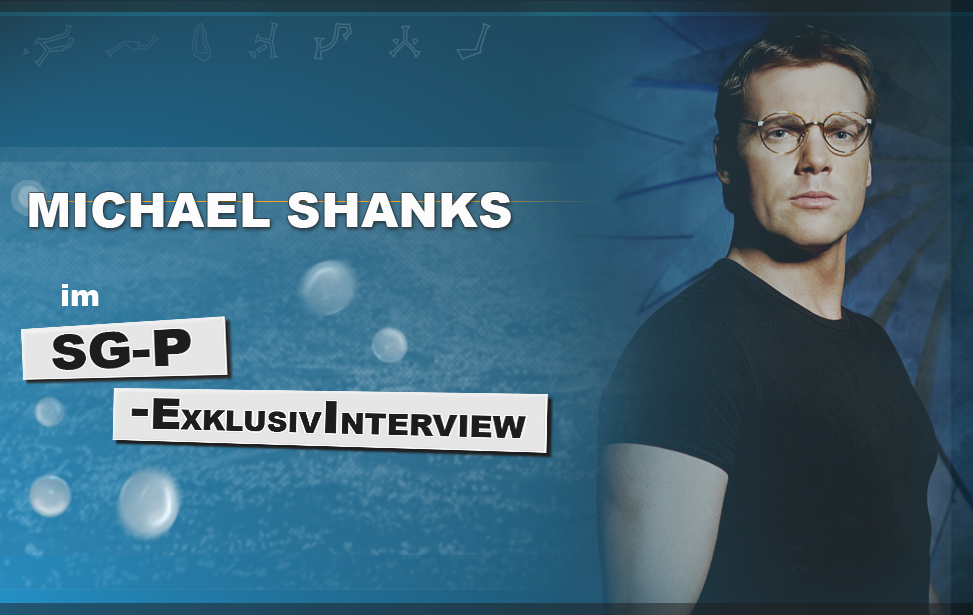 Teaser - Interview - Michael Shanks / Joe Flanigan 2019