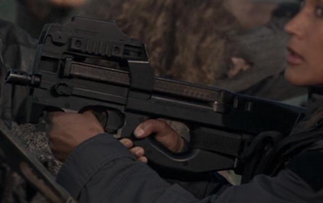 Stargate - Lexikon - P-90 1