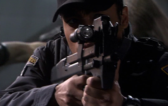 Stargate - Lexikon - P-90 2