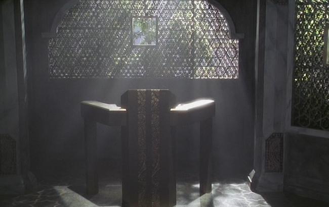 Stargate SG-1 - Lexikon - Antiker-Genmaschine 1