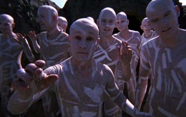 Stargate SG-1 - Lexikon - Bewohner von PJ2-445 1