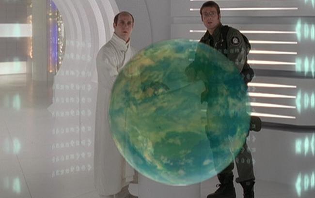 Stargate SG-1 - Lexikon - Enkaraner Heimatwelt 1