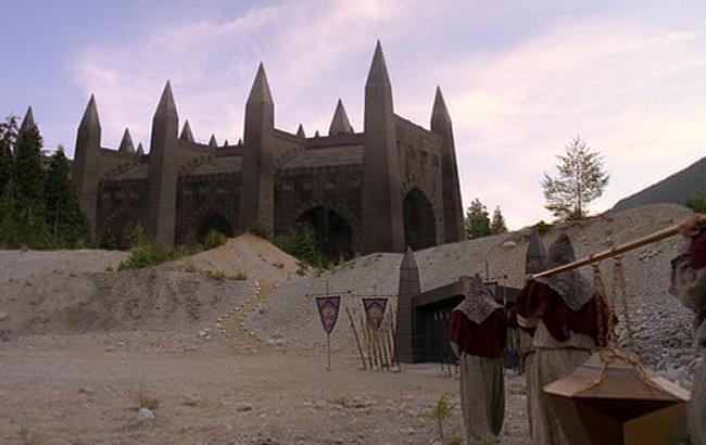 Stargate SG-1 - Lexikon - Chulak Goa'uld Tempel 1
