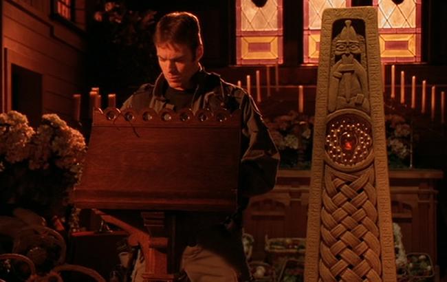 Lexikon - Stargate SG-1 - Halle der Weisheit / Obelisk 1