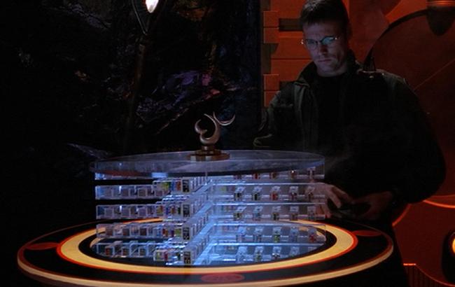 Stargate SG-1 - Lexikon - Hanka / PX8-987 - Nirrtis Labor 3
