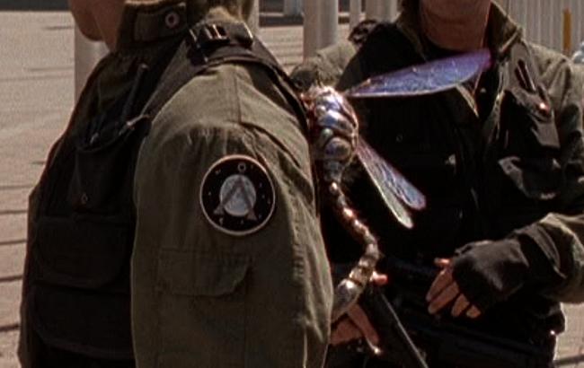 Stargate SG-1 - Lexikon - Insekten BP6-3Q1 - 3
