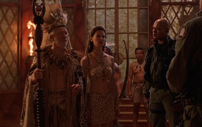 Stargate SG-1 - Lexikon - Madroner - 1