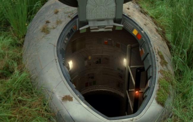 Stargate SG-1 - Lexikon - Martin Lloyds Rettungskapsel 2