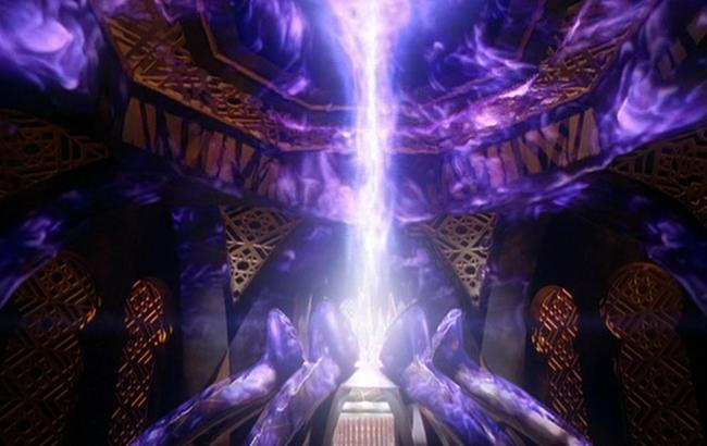 Stargate SG-1 - Lexikon - P4X-347 Raum des Lichts / Lichtmatrix 1