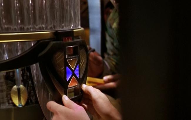 Stargate SG-1 - Lexikon - P4X-347 Raum des Lichts / Lichtmatrix 2