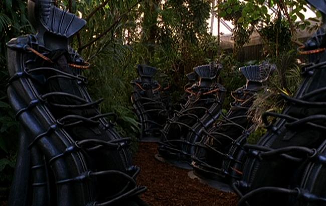 Stargate SG-1 - Lexikon - P7J-989 Virtual Reality Stuhl - 1