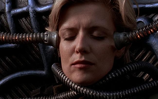 Stargate SG-1 - Lexikon - P7J-989 Virtual Reality Stuhl - 2
