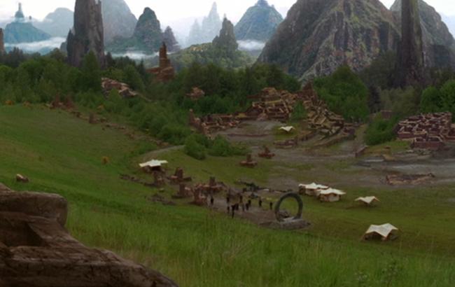 Lexikon - Stargate SG-1 - Pangar 1