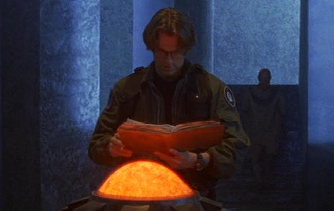 Lexikon - Stargate SG-1 - Tagebuch von Ernest Littlefield 2