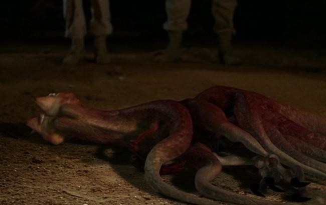 Stargate SG-1 - Lexikon - Tempel von Marduk - Fleischfresser / Kreatur 1