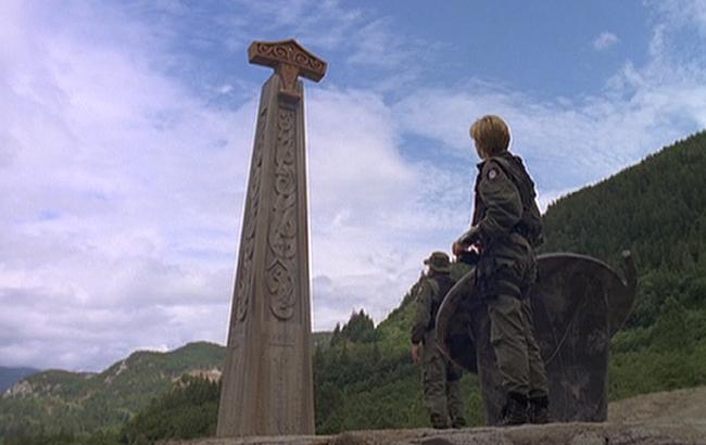 Lexikon - Stargate SG-1 - Thors Hammer 1