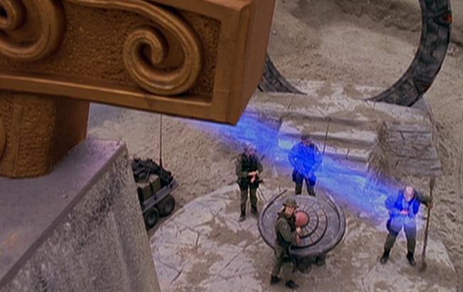 Lexikon - Stargate SG-1 - Thors Hammer 2
