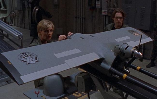 Lexikon - Stargate SG-1 - UAV 1