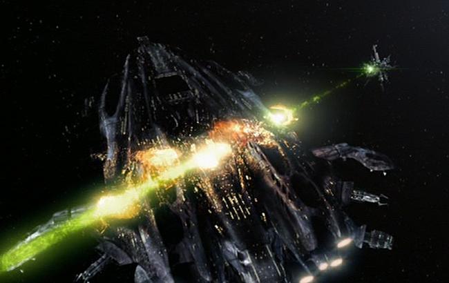 Stargate: Atlantis - Lexikon - Antiker Verteidigungssatellit 4