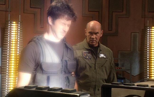 Stargate: Atlantis - Lexikon - Aufprägen - Der lange Abschied 1